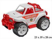 Tehnok-Intelkom Ambulanţă
