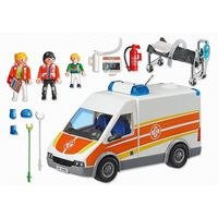 Ambulance with Lights and Sound, PM6685
