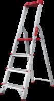 купить Стремянка с площадкой и лотком для инструмента (4ст - узкие) 3150104 в Кишинёве