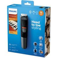 Машинка для стрижки  11 в 1 для волос на голове, лице и теле Philips series 5000  MG5730/15
