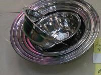 Castron inox 18 cm /300