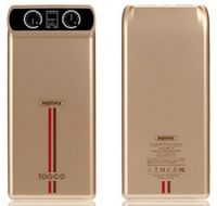 Remax Kincree Power Bank, 10000mAh, Gold