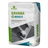 Смесь для напольных стяжек Savana 30кг