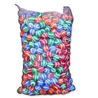 Pilsan Мячики для для сухого бассейна, Striped 500 штк