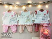 Twetoon Baby  Комплект велюровый 2ед. (штанишки и батник) 118067