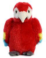 Aurora Scarlet Macaw Parrot 20cm (31738)