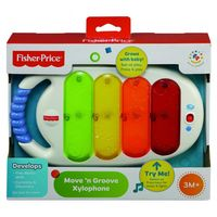 Fisher Price Xilofon colorat
