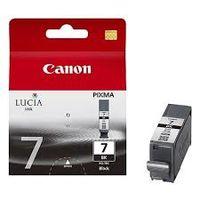 Ink Cartridge Canon PGI-7 Bk, Black