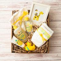 Подарок для новорожденных Welcome Baby