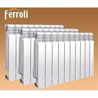 Алюминевые радиаторы Ferroli 350/100