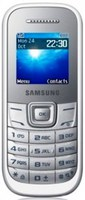 SAMSUNG GT-E1202 DuoS MD, белый