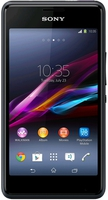 Sony Xperia E1 (D2105) Black 2 SIM (DUAL)