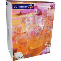 Комплект для напитков LMINARC CONTRY FLOWER G1959