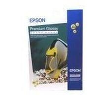 Бумага EPSON Premim Glossy 4R 50pcs