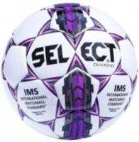 Футбольный мяч клубной серии Select Diamond арт.7740