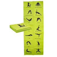купить Коврик для йоги 173*61cm*0.3 см Pliabila Shome 17886 (496) в Кишинёве