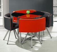 Grace Furniture B-01 Red/Black