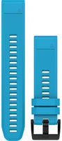 Garmin fenix 5 QuickFit Silicone Band 22mm Cirrus Blue