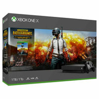 Microsoft Xbox One X 1Tb Black + Player Unknown's Battle Grounds