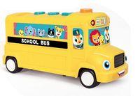 Автобус с муз и светом