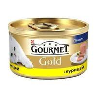 Gourmet Gold (паштет с курицей), 85гр
