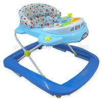 Baby Mix UR-J205 Ходунки голубые