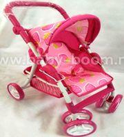 Baby Mix ME-9352-M1206W Коляска для куклы