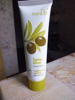 Крем для рук «Солнечные оливки», 80 г