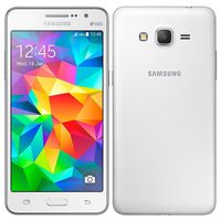 Samsung G531H Galaxy Grand Prime VE Duos, White