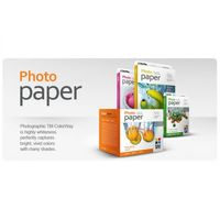 A4 220g 10p ColorWay Art Cloth MatteFinne Photo Paper, A4, 220g, 10pcs (PMA220010CA4)