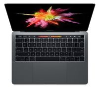 "APPLE MacBook Pro 15"" 512GB (MPTT2) 2017 + Touch Bar, Серый"