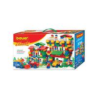 BAUER Constructor clasic 336 parts, разноцветный