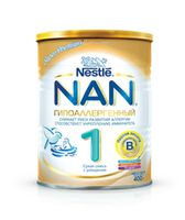 Nestle NAN® 1 Гипоаллергенный 400gr.