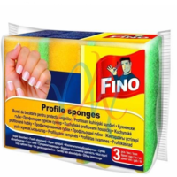 Fino Губки  кухонные, 3 шт.