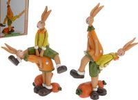 """купить Сувенир """"Кролики играющие в лапту"""" 8.6X5.7X13cm в Кишинёве"""