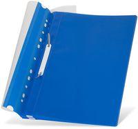 Birotic Express Скоросшиватель пластиковый BIROTIC Express A4/10 синий