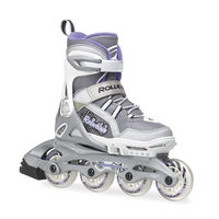 Ролики дет. Rollerblade Spitfire Flash G, 72 mm, Kids, 07332200240