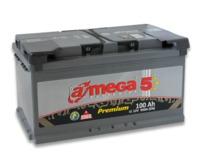 Аккумулятор AMEGA Premium -100Ah