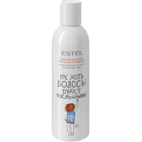 Șampon pentru copii «Pieptănare ușoară», ESTEL Little Me, 3+, 200 ml.