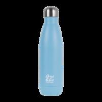 Sticlă/termos Coolpack Pastel, albastru