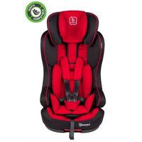 Автокресло с системой Isofix BabyGo Iso (9-36 кг) Red