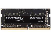 8GB DDR4-2933 SODIMM  Kingston HyperX® Impact, PC23400, CL17, 1.2V