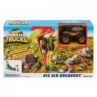 Mattel Hot Wheels Поединок в воздухе серии Monster Truck