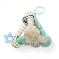Развивающая игрушка Babyono Pyramid mint