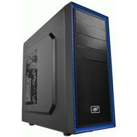 Case ATX Deepcool TESSERACT BF, w/o PSU, Black
