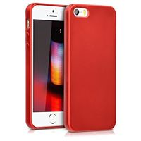 Husa TPU iphone 5/5S/SE, Red