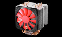 "DEEPCOOL Cooler  ""LUCIFER K2"", Socket 775/1150/1151/2011 & FM2/AM3"