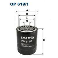 FILTRON OP619/1, Масляный фильтр