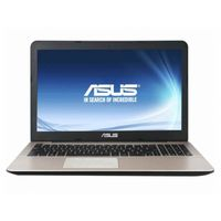 Laptop Asus X555LJ Brown