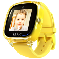 Детские часы Elari KidPhone Fresh, Yellow